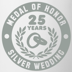 MEDAL OF HONOR 25th SILVER WEDDING T-Shirt - Kopp