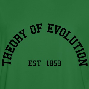 Theory of Evolution - Est. 1859 (Half-Circle) Hoodies & Sweatshirts - Men's Football Jersey