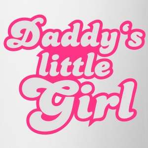 Daddy's little girl T-Shirts - Tasse