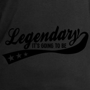 it's going to be legendary 1c retro Bags  - Men's Sweatshirt by Stanley & Stella
