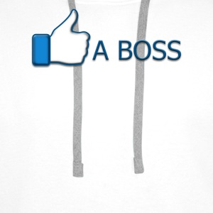 Like a boss Bags  - Men's Premium Hoodie