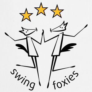 swingfoxies - goldstar 3 - Tablier de cuisine