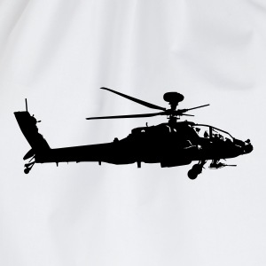 apache helicopter T-Shirts - Drawstring Bag