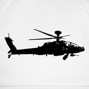 apache helicopter T-Shirts - Baseball Cap