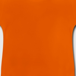 Warnweste KFX700 (orange) - Baby T-Shirt