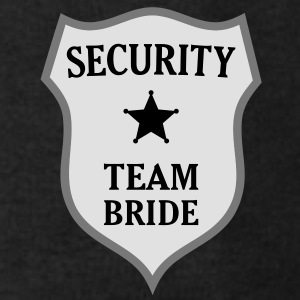 Security Team Bride. * Équipe de nuit de poule ce - Sweat-shirt Homme Stanley & Stella