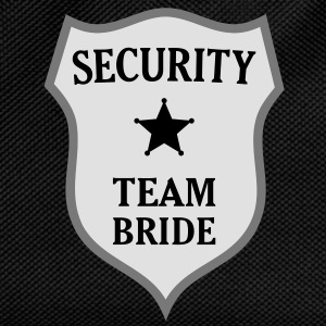 Security Team Bride. * Hen stag night out crew T-shirts - Rugzak voor kinderen