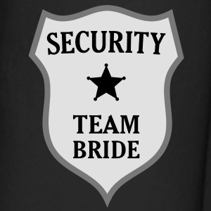Security Team Bride. * Hen stag night out crew T-shirts - Mannen Premium shirt met lange mouwen