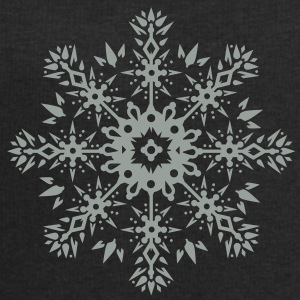 Snowflake Ornament Design Umbrellas - Men's Sweatshirt by Stanley & Stella