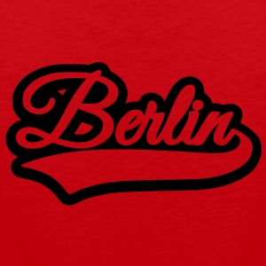 berlin - Men's Premium Tank Top