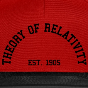 Theory of Relativity - Est. 1905 (Half-Circle) T-Shirts - Snapback Cap