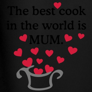 MUM is the best cook ever T-Shirts - Men's Football shorts