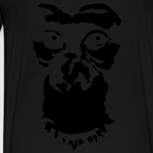 face de singe Sweats - T-shirt Premium Homme