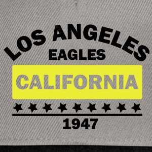 Los Angeles - California Pullover & Hoodies - Snapback Cap