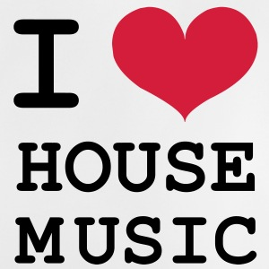 I Love House Music ! T-Shirts - Baby T-Shirt