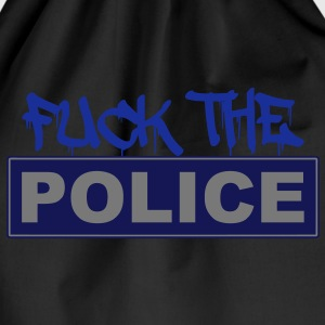 fuck the police - Turnbeutel