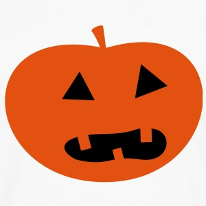 Halloween Pumpkin Shirts - Men's Premium Longsleeve Shirt