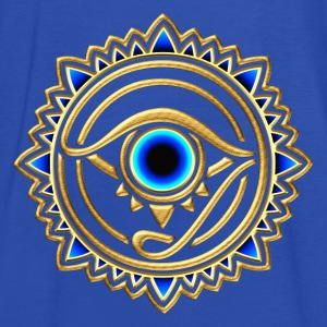 Eye of Providence - Eye of Horus - Eye of God I T-shirts - Dame tanktop fra Bella