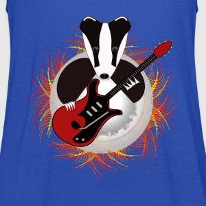 Badger rock - Women's Tank Top by Bella