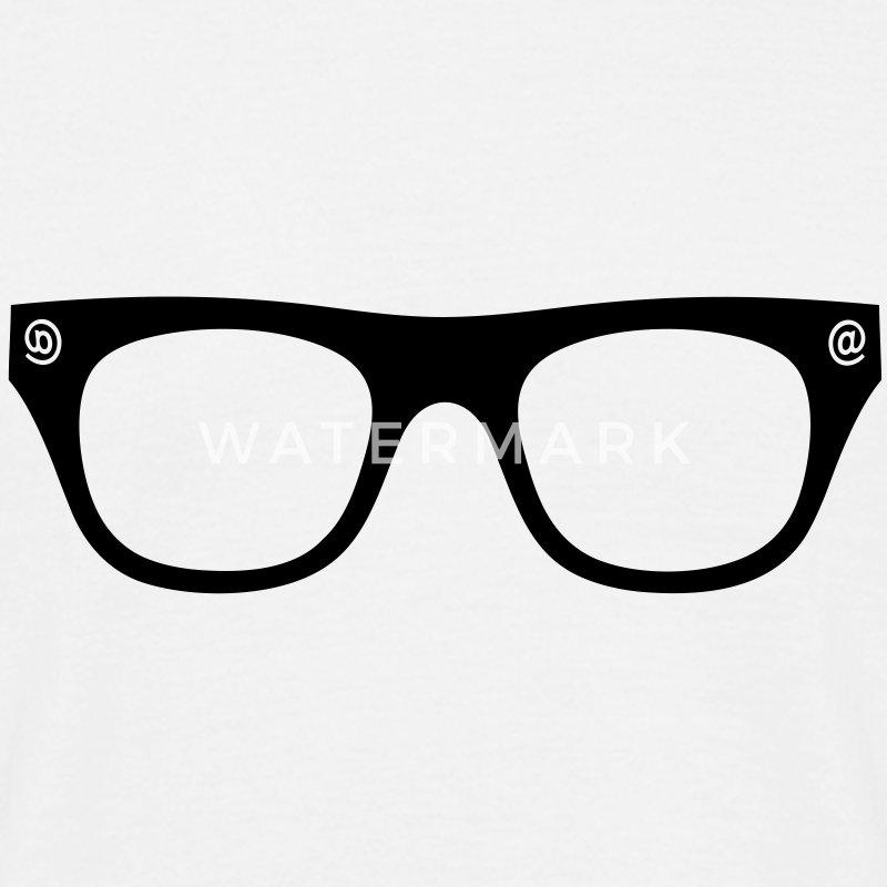 nerd brille nerdbrille hipster abi t shirt spreadshirt. Black Bedroom Furniture Sets. Home Design Ideas