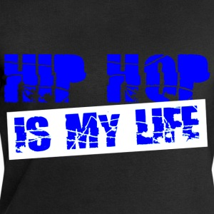 hip hop is my life Skjorter - Sweatshirts for menn fra Stanley & Stella