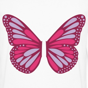 Butterfly Wings - Men's Premium Longsleeve Shirt