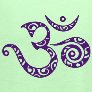 OM (AUM) - I AM - Symbol of spiritual strength T-shirts - Tanktopp dam från Bella