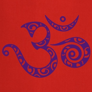 OM (AUM) - I AM - Symbol of spiritual strength Sweat-shirts - Tablier de cuisine