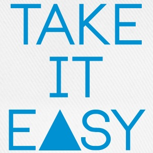 take it easy T-shirts - Baseballcap