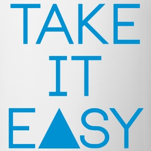 take it easy T-shirts - Mok
