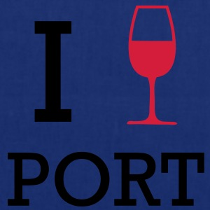 I Love Port T-Shirts - Tote Bag