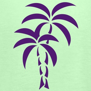 Palm Tree / Tattoo Style / Vector / Tee shirts - Débardeur Femme marque Bella