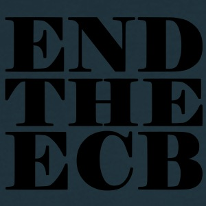 End the ECB Jacke - Männer T-Shirt