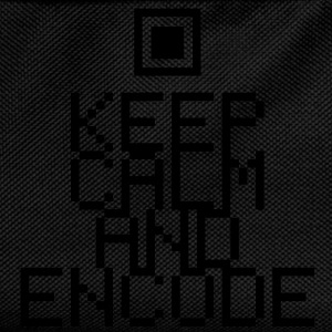 Keep calm and encode T-Shirts - Zaino per bambini