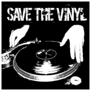 Save The Vinyl - Männer Premium Hoodie