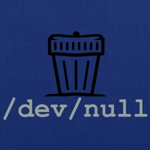 dev null (bin, 2c) Hoodies & Sweatshirts - Tote Bag