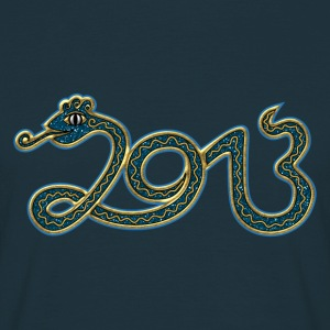 2013 - Year of the Water Snake - Chinese/ Tröjor - T-shirt herr