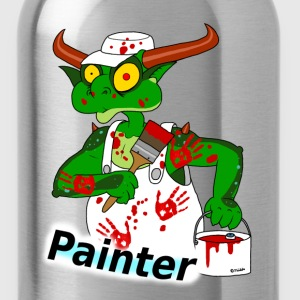 painter T-Shirts - Water Bottle