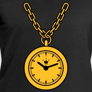 clock chain T-Shirts - Men's Sweatshirt by Stanley & Stella