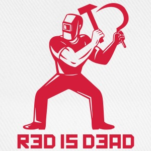 Red is Dead Tee shirts - Casquette classique