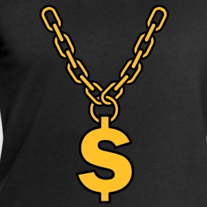 dollar chain  Tee shirts - Sweat-shirt Homme Stanley & Stella