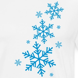 Winter & Snowboarding - Premium T-skjorte for menn