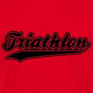 triathlon Hoodies & Sweatshirts - Men's T-Shirt