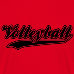 volleyball Hoodies & Sweatshirts - Men's T-Shirt