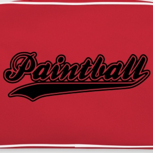 paintball T-Shirts - Retro Tasche