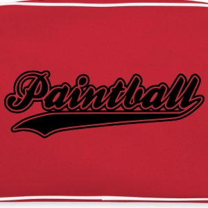 paintball T-Shirts - Retro Bag