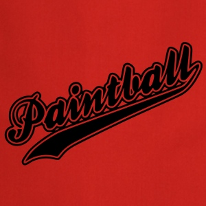 paintball T-shirts - Forklæde