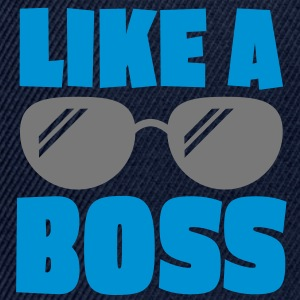 like a boss 2c T-Shirts - Snapback Cap