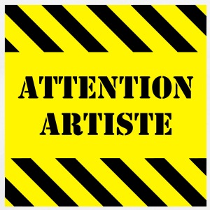 Attention Artiste! Autres - T-shirt Premium Homme