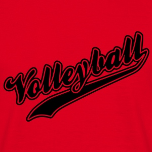 volleyball Sweatshirts - Herre-T-shirt
